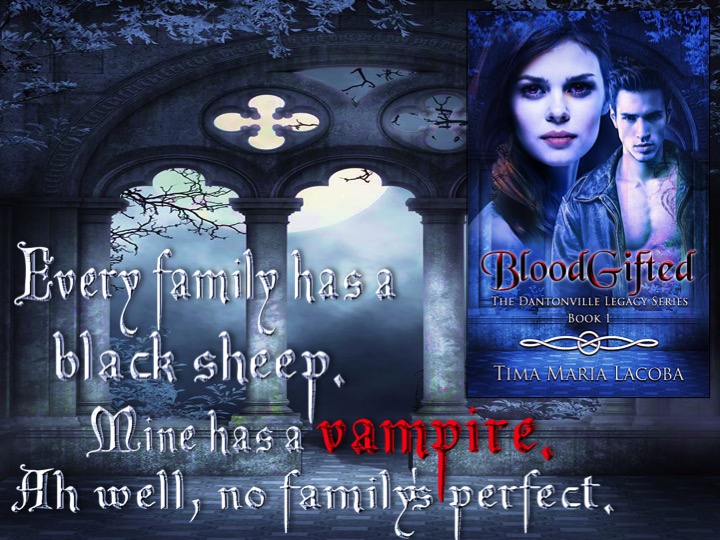 """A deftly woven tale of myth, legend, action and romance."" ""Wickedly Awesome.""  ""Dark, gothic, & page-turning."" ""Had me laughing out loud several times!"" ""Vampires, a witch, action, suspense, danger and romance."""